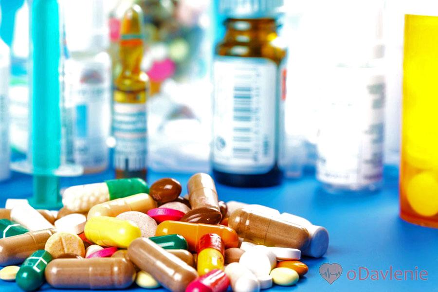 лекарства при гипертонии и подагре